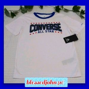 Converse Boys Shirt NWT